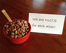Exceptionally Nuts - Wedding Favors